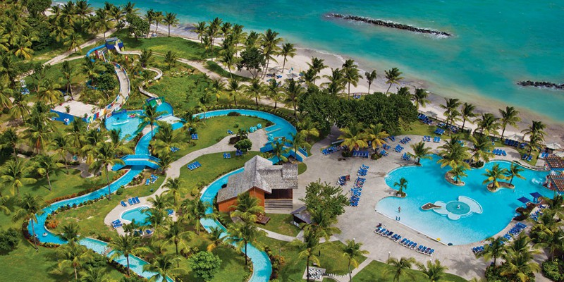 Coconut Bay Resort & Spa with Caribbean Warehouse