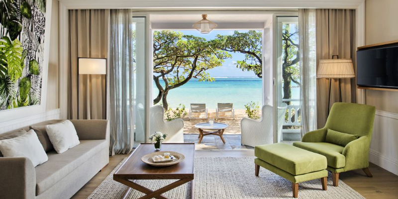 Travel blog: The Pinnacle of Luxury Tropical Island Escapes