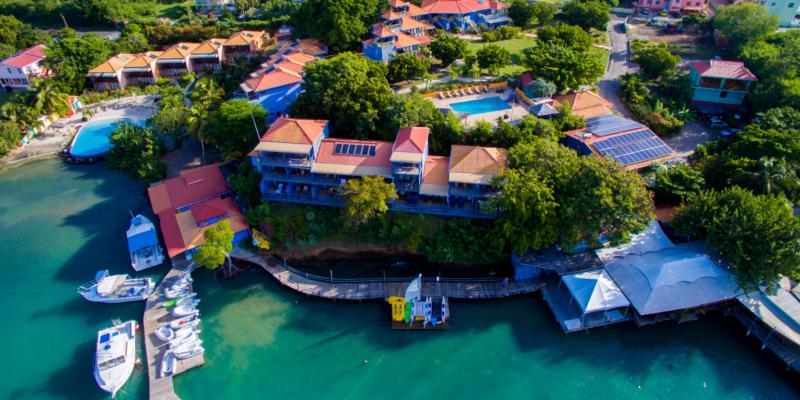 Travel blog: Sarah-Jane Basks In True Blue Bay Boutique Resort, Grenada