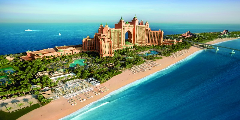 Travel blog: What to look forward to at Atlantis, The Palm, Dubai's diverse ocean themed resort