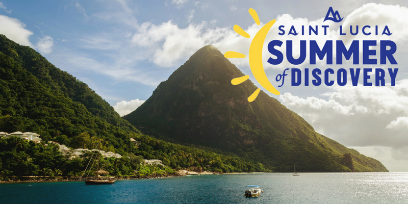 Travel blog: Win $10,000 When you Step up your Selfie Game with St. Lucia's Summer of Discovery.