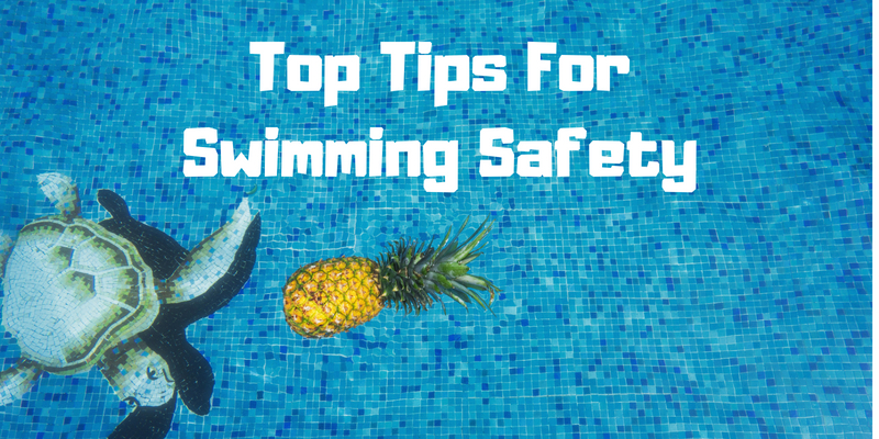 Top Tips For Swimming Safety from Blue Bay Travel