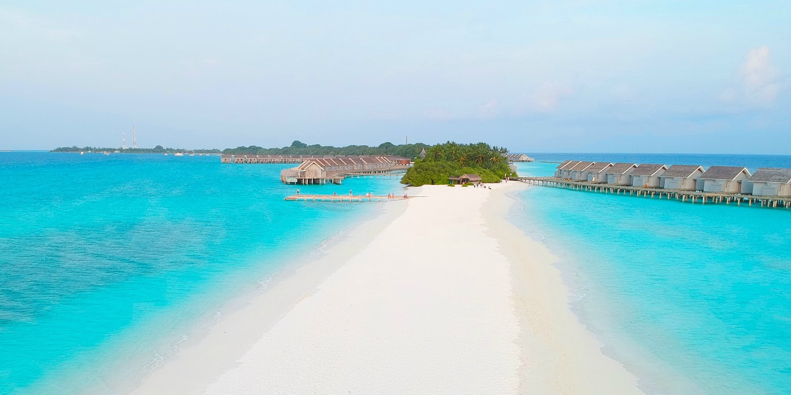 Kurumathi resort in the Maldives