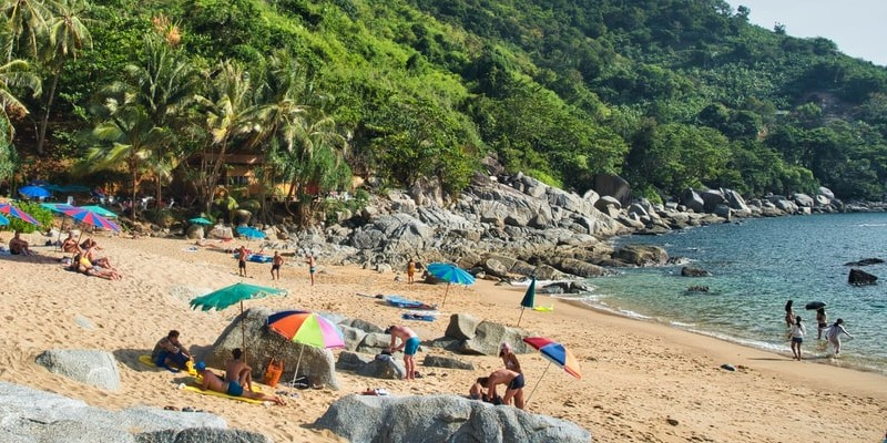 The Thai government are rolling out their phased reopening plans for summer tourists