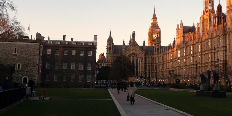 College Green, Westminster